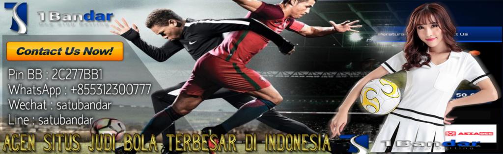 Situs Judi Bola Terbesar Di Indonesia