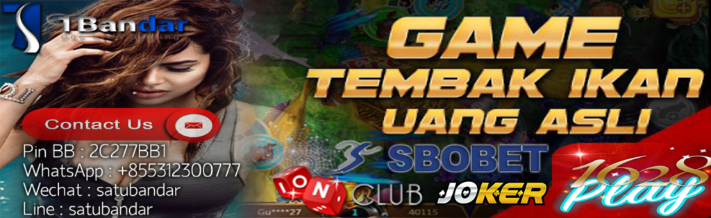 Situs Permainan Tembak Ikan Terlengkap Indonesia
