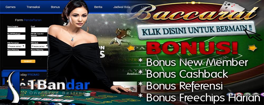 Permainan Judi Casino Terlengkap Indonesia